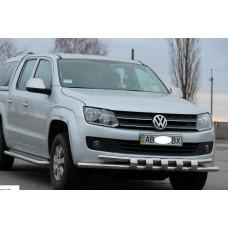 Защита бампера для VW Amarok