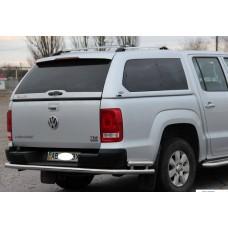 Защита заднего бампера для VW Amarok