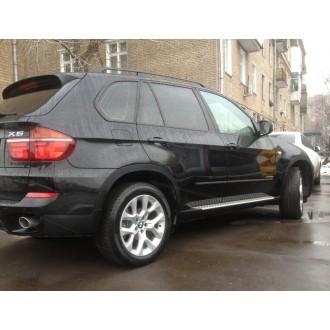 Пороги BMW X5 E70