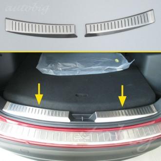 Накладка на задний бампер внутреняя Mazda CX5