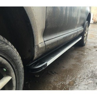 Пороги Mazda CX5