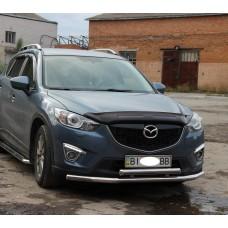 Защита бампера Mazda CX 5
