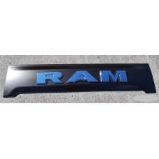 Накладка на задний бампер Dodge Ram 1500 2009+