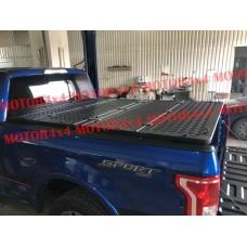 АКЦИЯ ! ! Жесткая четырехсекционная крышка кузова Dodge Ram 1500
