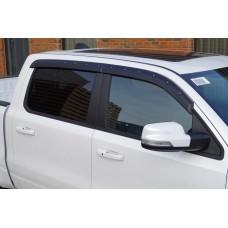 Дефлекторы окон FormFit Dodge Ram 2019+