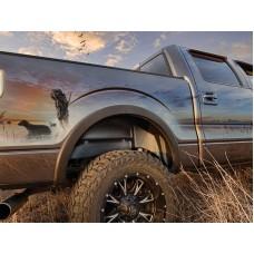 Подкрылки Ford F150 Raptor 2015+