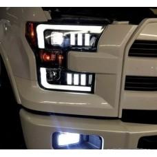 Оптика фары Форд Ф 150 2015-2018