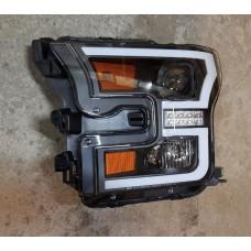 Передние LED фары Ford F 150