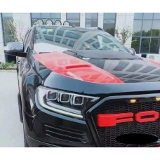 Тюнинг оптика Full Led Ford Ranger 2016+
