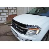 Дефлектор капота EGR Форд Рейнджер 2012+