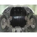 Защита двигателя Ford Ranger 2012+