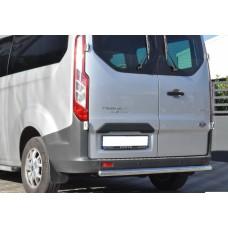 Защита заднего бампера Ford Transit Custom