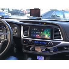 Штатная магнитола RedPower Toyota Highlander 2014+