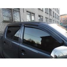 Дефлекторы окон EGR Toyota Hilux