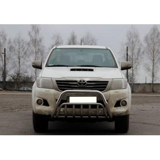 Дуга на бампер Toyota Hilux