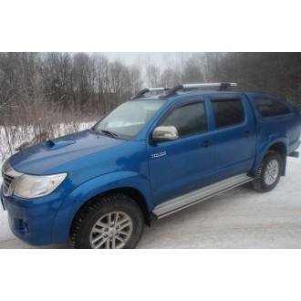 Рейлинги Toyota Hilux