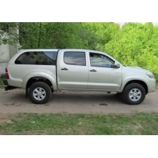 Кунг для Toyota Hilux
