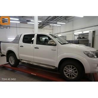 Подножки С2 для Toyota Hilux