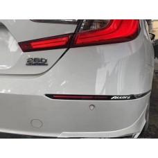 Led вставки катафоты с лого Honda Accord 10