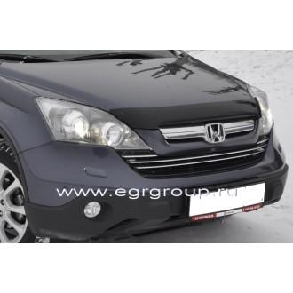 Дефлектор капота EGR Honda CR-V 2007+