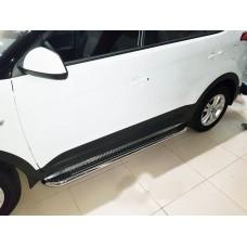 Подножки Hyundai Creta