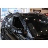 Дефлекторы окон, ветровики Hyundai Creta