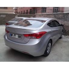 Спойлер Hyundai Elantra MD 2012+
