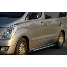 Пороги Hyundai H1