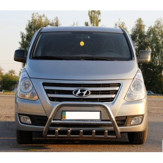Кенгурятник Hyundai H1