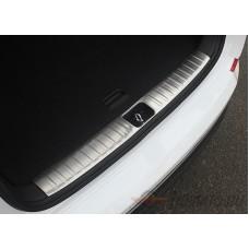 Накладка на задний бампер внутренняя Hyundai Tucson 2016+