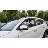 Хром на зеркала Hyundai Tucson 2017+