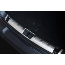 Защитная накладка на задний бампер внутренняя Джип Ренегат