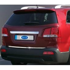 Хром кромки багажника Kia Sorento 2010+