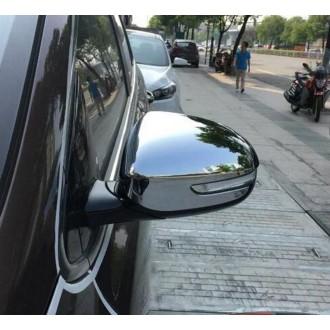 Хром на зеркала Kia Sportage 2016-2017+