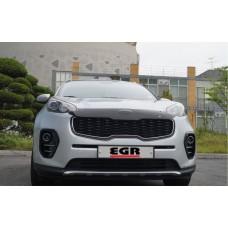 Дефлектор капота EGR Kia Sportage 2017+