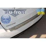 Накладка на бампер Alufrost для Ssangyong Korando
