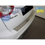 Накладка на бампер Alufrost  для Ford Kuga 2008+