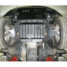 Защита двигателя Mitsubishi L200 2008+