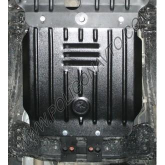 Защита КПП L200 2008+, L200 Long 2014+