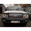 Дефлектор капота SIM для Toyota  Land Cruiser 100