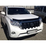 Дефлектор капота SIM для Toyota Land Cruiser Prado 150 2014+