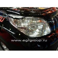 Защита фар EGR Toyota LC Prado 150 2009+
