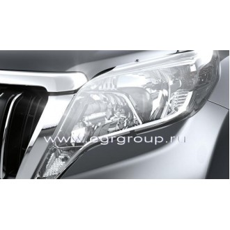 Защита фар EGR Toyota LC Prado 150 2014+