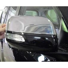 Хром зеркал Toyota LC Prado 150