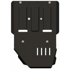 Оригинальная защита КПП LC Prado 150