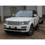 Пороги Range Rover Vogue 2013+