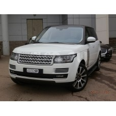 Пороги Range Rover Vogue 2013+