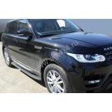 Пороги Range Rover Sport 2013+