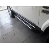 Пороги V2 Land Rover Discovery