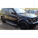 Пороги Range Rover Sport